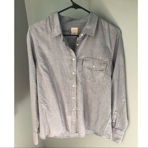 J Crew Chambray Buttondown